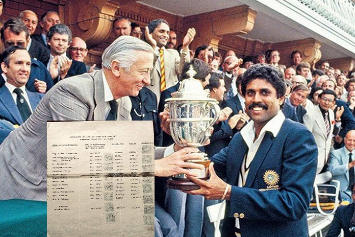 1983 cricket world cup