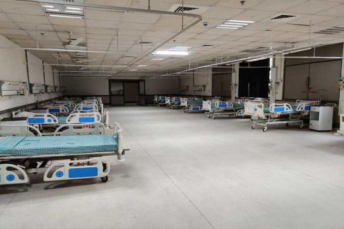 gujrat covid hospital