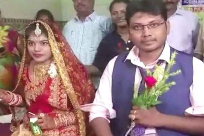 odisha couple gets marrie