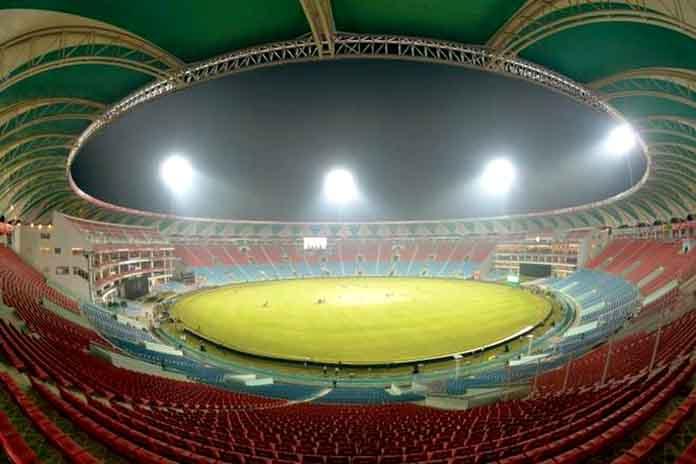 ekana stadium