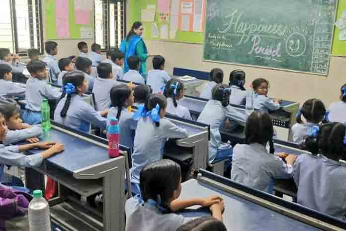 delhi teacher