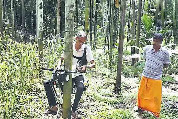 farmer ganapati bhatt,