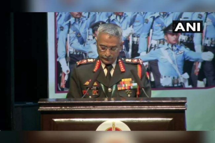 Army Chief MM Naravane
