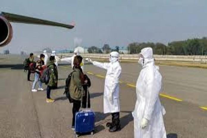 airservics in coronavirus pandemic