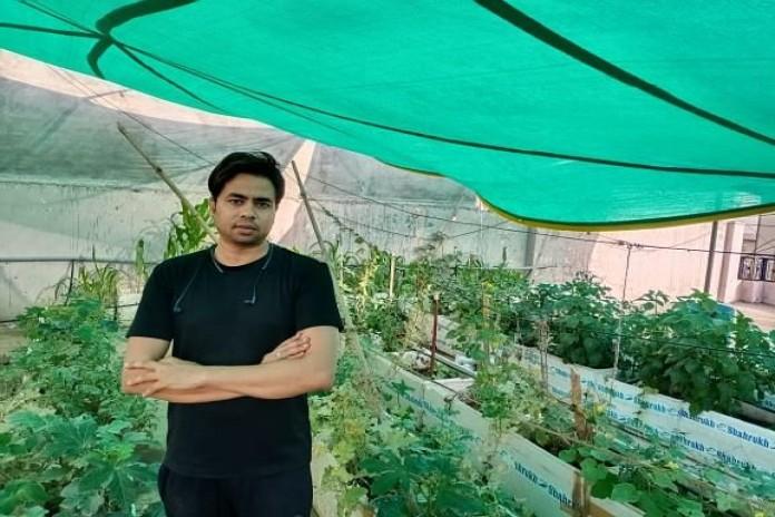 ajay sharma rajasthan farmer