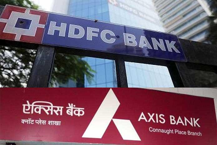 axis hdfc bank
