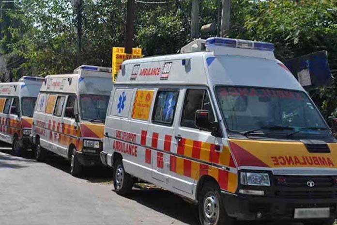 ambulance 108 service