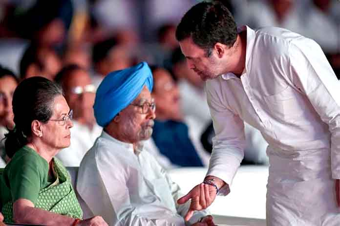 rahul and manmohan