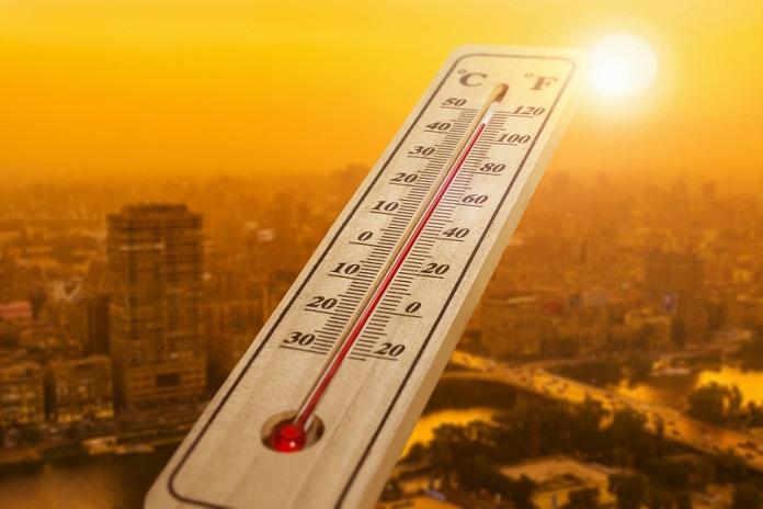 corona die in high temperature