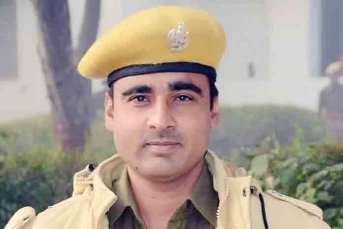 Rajasthan police  Dharamveer Jakhar