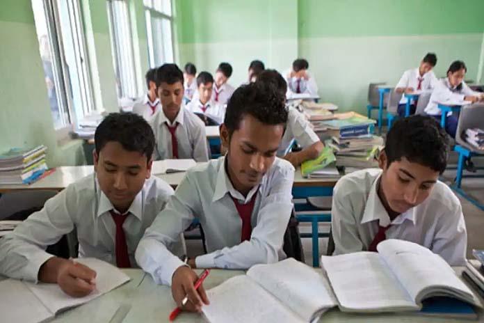 delhi private school