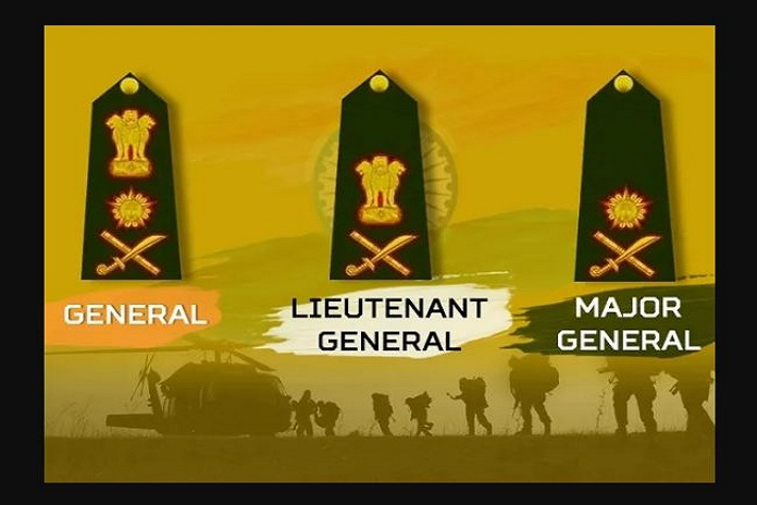 indian army dress