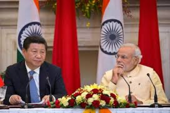 modi and china pm