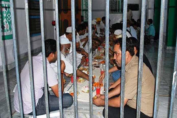 muslim roja in jail