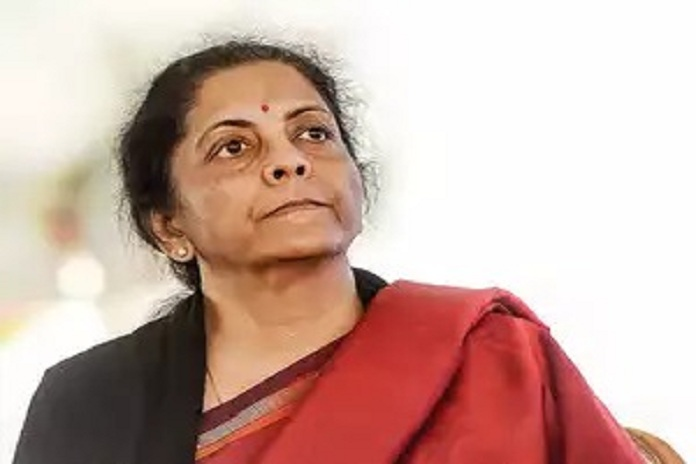 nirmala sitaraman minister