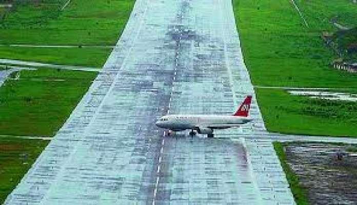 no frills airport
