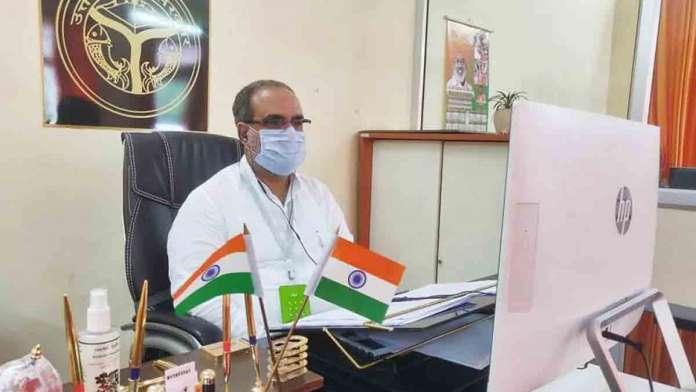 panchayati raj minister bhupendra singh chaudhary