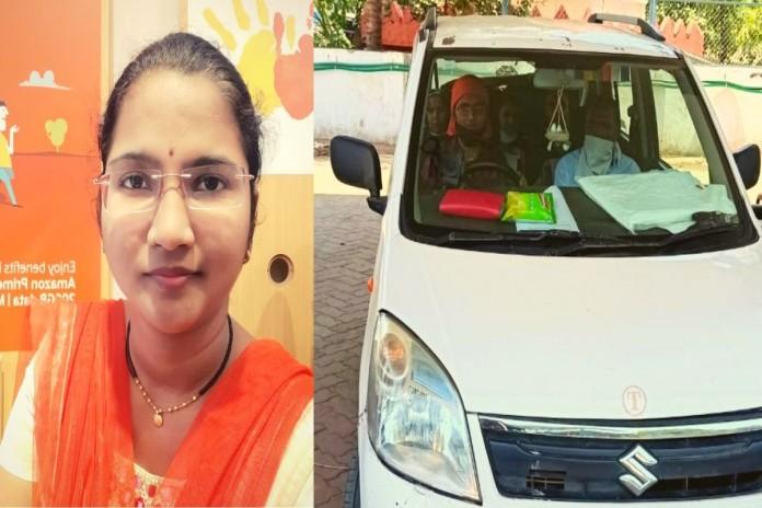 vidya cab driver